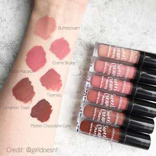 Jordana Sweet Cream Matte - ROSE MACAROON