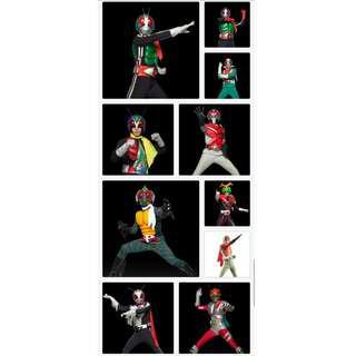 S.H Figuarts - 10 Legendary Kamen Riders
