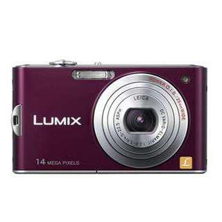 Panasonic Lumix FX68 Digital Camera