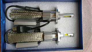H4 White LED bulb for honda HRV S