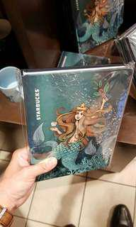 [PO Japan Ready 15 Sept] STARBUCKS JAPAN SIREN SPECIAL EDITION Notebook