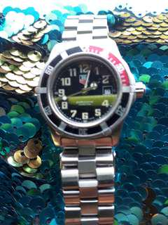 TAG HEUER for women  SERIES 2000. Coke bezel. FIXED PRICE