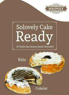 Solovely Pastry Cake