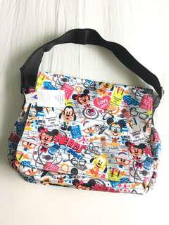 Disney authentic sling bag