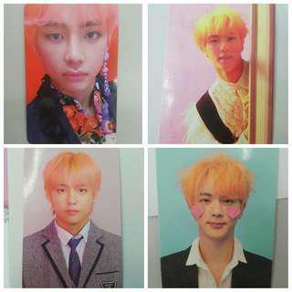 [WTT] BTS Love Yourself Answer Photocard