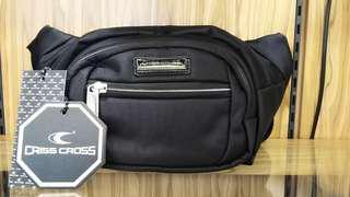 Criss cross waist bag(CCSN69770-03 black)
