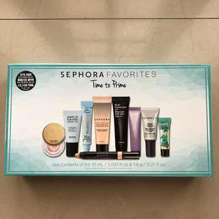 Sephora Time To Prime Favourites Gift Set Tarte Benefit Make up Forever Moonshot