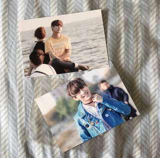 taehyung / v butterfly dream exhibition live photos