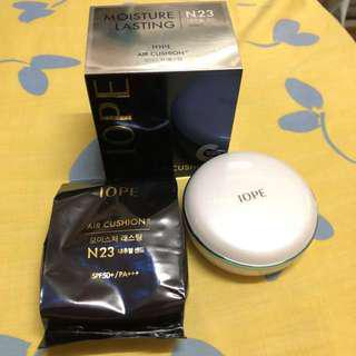 Iope Air Cushion Foundation #MCSBeauty