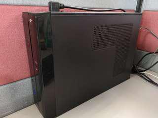 桌上電腦 Celeron 2.7ghz 4gb ram 1tb hdd文書處理一流