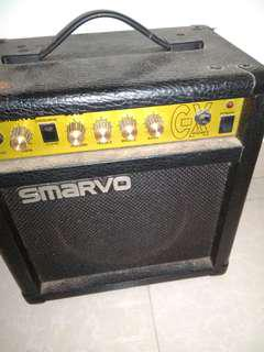 Amplifier Guitar Smarvo