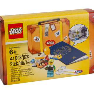 Lego 5004932: Travel Building Suitcase Set MISB