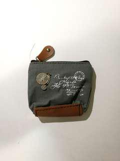 Korean Coin and Key Pouch Bag