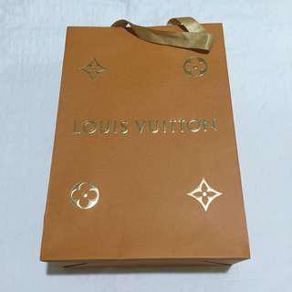 Paper Bag Louis Vuitton