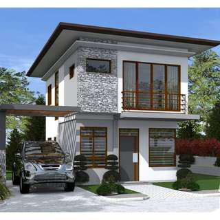2-STOREY SINGLE DETACHED House For Sale in Pajac, Lapu-lapu City, Cebu