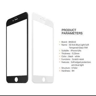 🚚 iPhone 6 Plus Tempered Glass Screen Protector