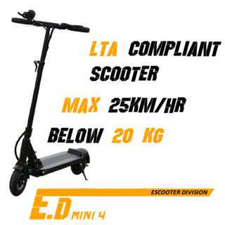 Electric Scooter (ED MINI 4 ESCOOTER