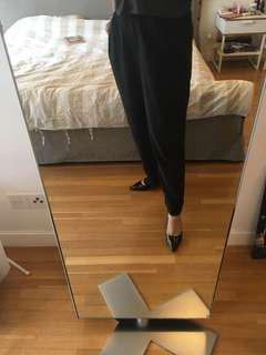 Topshop Grid Pants