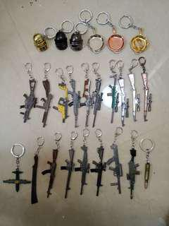 Pubg鎖匙扣