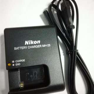 🆕 Nikon Mh-25 Charger (NEW)