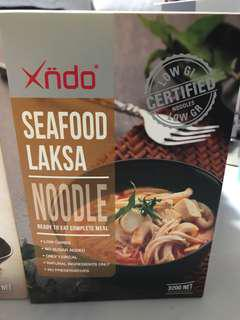 Xndo Low Carb Meals