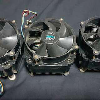 aftermarket intel socket 775 coolermaster cpu coolers