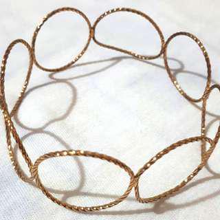 Original promod golden bracelet