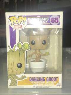 Dancing Groot #65 Funko Pop