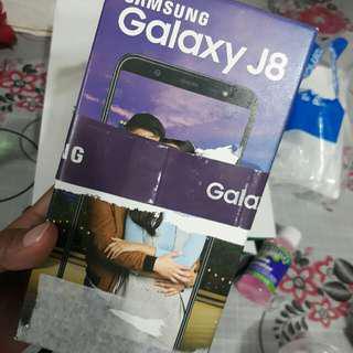 Brandnew Samsung J8