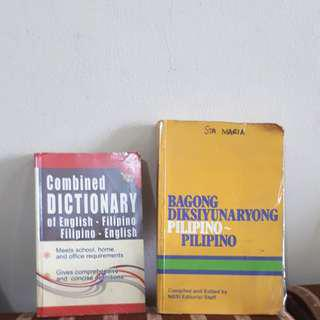 Filipino Dictionaries