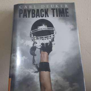 Payback Time by Carl Deuker