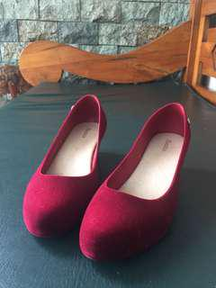 (Preloved) Bata jelly shoes