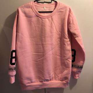 Pink 28 Sweater