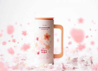 新加坡 Starbucks 櫻花Sakura Stainless Steel tumbler