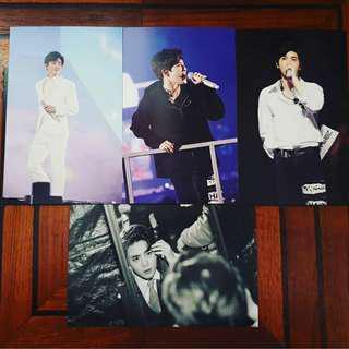 EXO SUHO  ELYXION IN SEOUL DVD POSTCARDS