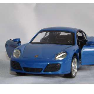 Peron Collectibles 80th year limited edition - blue CAYMAN S