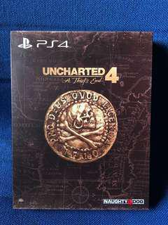 Uncharted 4 Special Edition (R-ALL)