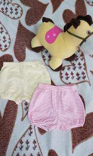 panty shorts 2's