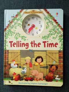 Usborne Farmyard Tales - Telling the Time