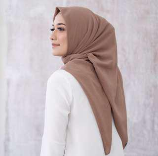 Hijab square heaven lights