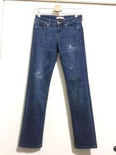 Uniqlo 合身牛仔褲