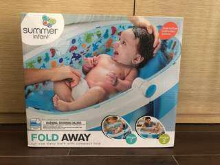 Summer Infant - Fold Away Baby Bath