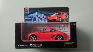 Petron collectible limited edition - red CAYMAN S