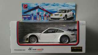 Petron collectible limited edition- white GT3 RSR
