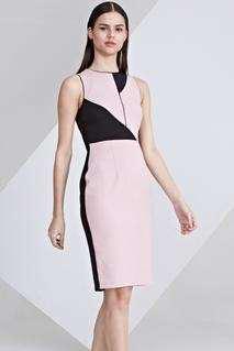 Twenty3 Colourblock dress