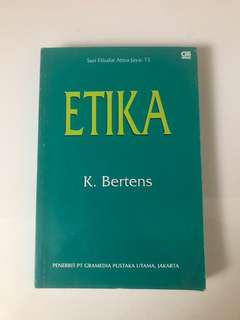 Buku ETIKA (K. Bertens)