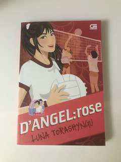 D'Angel:Rose Novel (Luna Torashyngu)