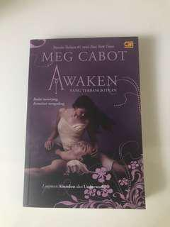 Awaken Novel (Meg Cabot)