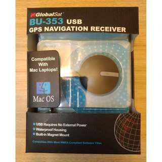 GlobalSat GPS Navigation Receiver (USB)