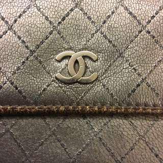 正品Chanel 長夾